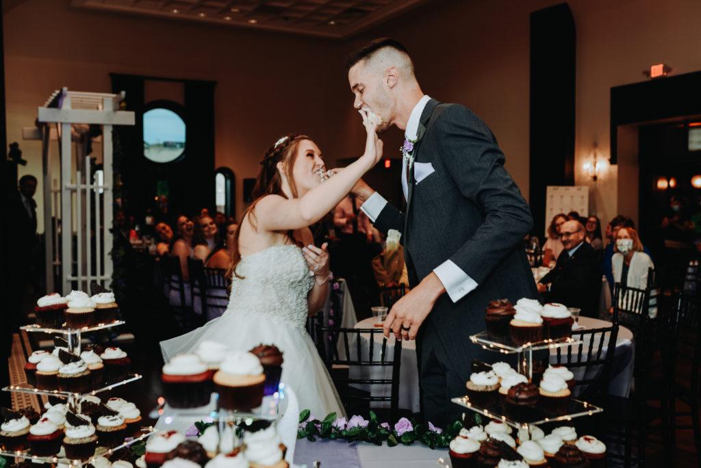 Smashing the Wedding Cake